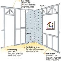 Khung vách ngăn Vĩnh Tường V-Wall