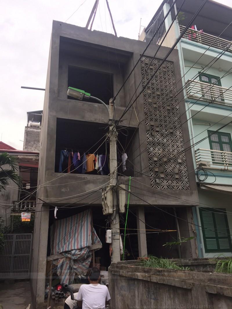 Khảo sát thi công trần thạch cao ở Long Biên