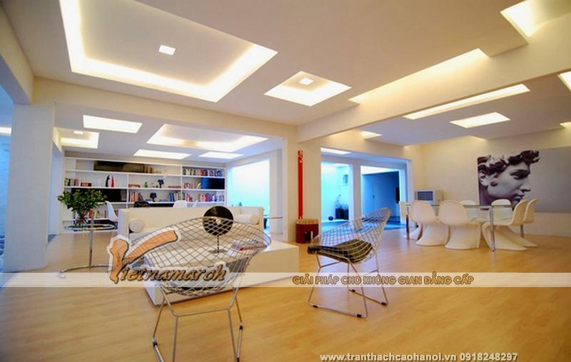 Tư vấn  lựa chọn mẫu trần thạch cao cách  nhiệt tốt nhất cho nhà ở