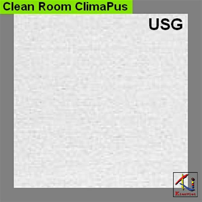 USG - Clean Room ClimaPus